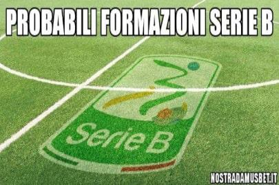 Probabili formazioni Serie B 34° giornata - 2020/2021