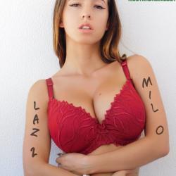 Il sexy pronostico di Martina Finocchio su Lazio Milan